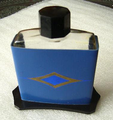 Vintage art deco celluloid 1930s vanity set