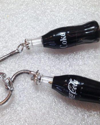 Vintage Coca Cola advertising pen - key chain